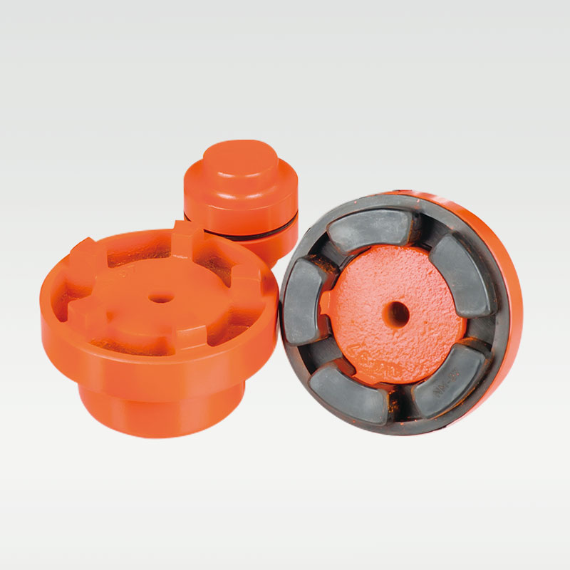 NM and MH Type Rubber Elastic Coupling